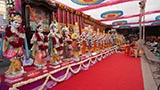 Murtis to be consecrated at thirteen BAPS Shri Swaminarayan Mandirs in India and USA