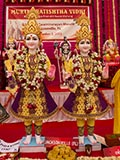 Murtis to be consecrated at BAPS Shri Swaminarayan Mandir in Jacksonville, FL, USA