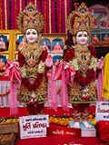 Murtis to be consecrated at BAPS Shri Swaminarayan Mandir in Maroli, India