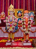 Murtis to be consecrated at BAPS Shri Swaminarayan Mandir in Melana, India