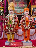 Murtis to be consecrated at BAPS Shri Swaminarayan Mandir in Tejgadh, India