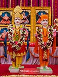 Murtis to be consecrated at BAPS Shri Swaminarayan Mandir in Padarvat, India