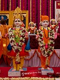 Murtis to be consecrated at BAPS Shri Swaminarayan Mandir in Gungavada, India