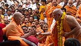 Swamishri sanctifies kartals
