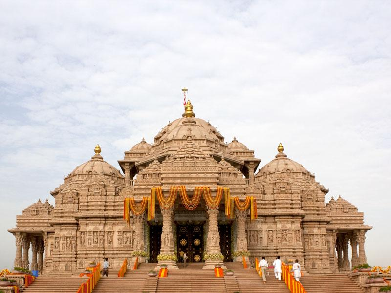 Akshardham temple hd images gadget and pc wallpaper akshardham temple source new garbhagruh darshan swaminarayan akshardham delhi india thecheapjerseys