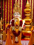 Shri Ghanshyam Maharaj murti to be consecrated at Varachha Mandir