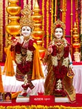 Shri Radha-Krishna Dev murtis to be consecrated at Varachha Mandir