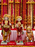 Shri Sita-Ram and Shri Hanumanji murtis to be consecrated at Varachha Mandir