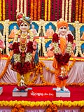 Murtis to be consecrated at BAPS Shri Swaminarayan Mandir at Khergam, India