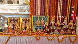 Murtis to be consecrated at BAPS Shri Swaminarayan Mandir at Vijapur, India
