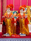 Murtis to be consecrated at new BAPS Shri Swaminarayan Mandir at Anjar, India