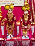 Murtis to be consecrated at new BAPS Shri Swaminarayan Mandir at Devgadh Bariya, India