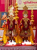 Murtis to be consecrated at new BAPS Shri Swaminarayan Mandir at Torna, India