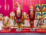 Murtis to be consecrated at new BAPS Shri Swaminarayan Mandir at Sadalvel, India