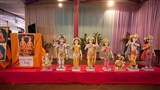 Murtis to be consecrated at BAPS Shri Swaminarayan Mandir  at East End, Scarborough, Canada
