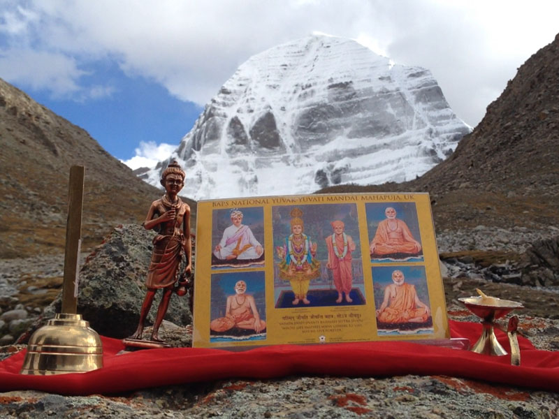 bhakti yatra to manasarovar  mt  kailash and muktinath by