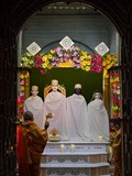 Shri Varninath Dev and Shri Gopinath Dev - Mangla arti darshan