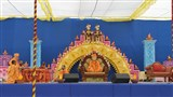 New Year's mahapuja