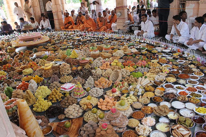 Nadiad India  city photos gallery : , Nadiad Annakut Celebrations, Nadiad Annakut Celebrations, Nadiad ...