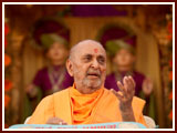 Pramukh Swami Maharaj's 89th Birthday Celebration<br>Bochasan<br>25 November 2009 -