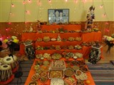 Annakut Celebrations, Hinckley