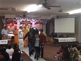 Pramukh Swami Maharaj's 93rd Birthday Celebration, Chattanooga, TN