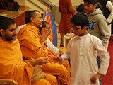 Pramukh Swami Maharaj's 93rd Birthday Celebration, Detroit, MI