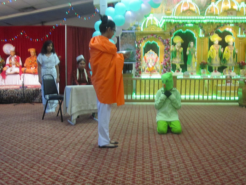 Decorating Ideas > Pramukh Swami Maharaj 93rd Birthday, Mahila Celebrations  ~ 090551_Birthday Party Ideas Columbus Ohio