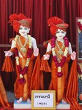 Murtis to be consecrated at new BAPS Shri Swaminarayan Mandir, Rajpardi (Bharuch)