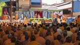 Brahmanand relave re... - Rangotsav with Sadhus