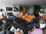 Satsang assembly in, Queenstown