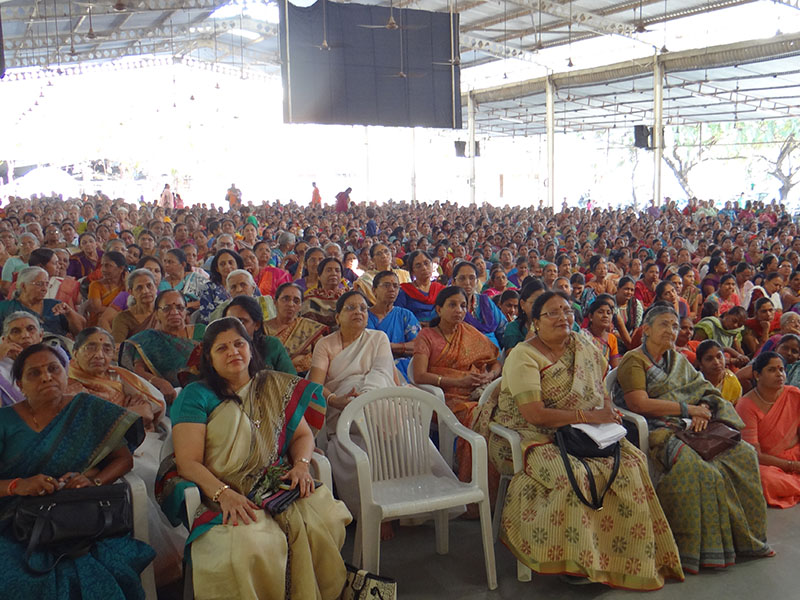 Mahila Din Celebrations 2014, Atladara (Vadodara)
