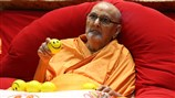 Swamishri sanctifies balls