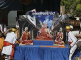 Symbolic celebration of Pramukh Varni Din
