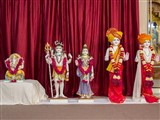 Murtis to be consecrated at BAPS Shri Swaminarayan Mandir, Corpus Christi, TX, USA