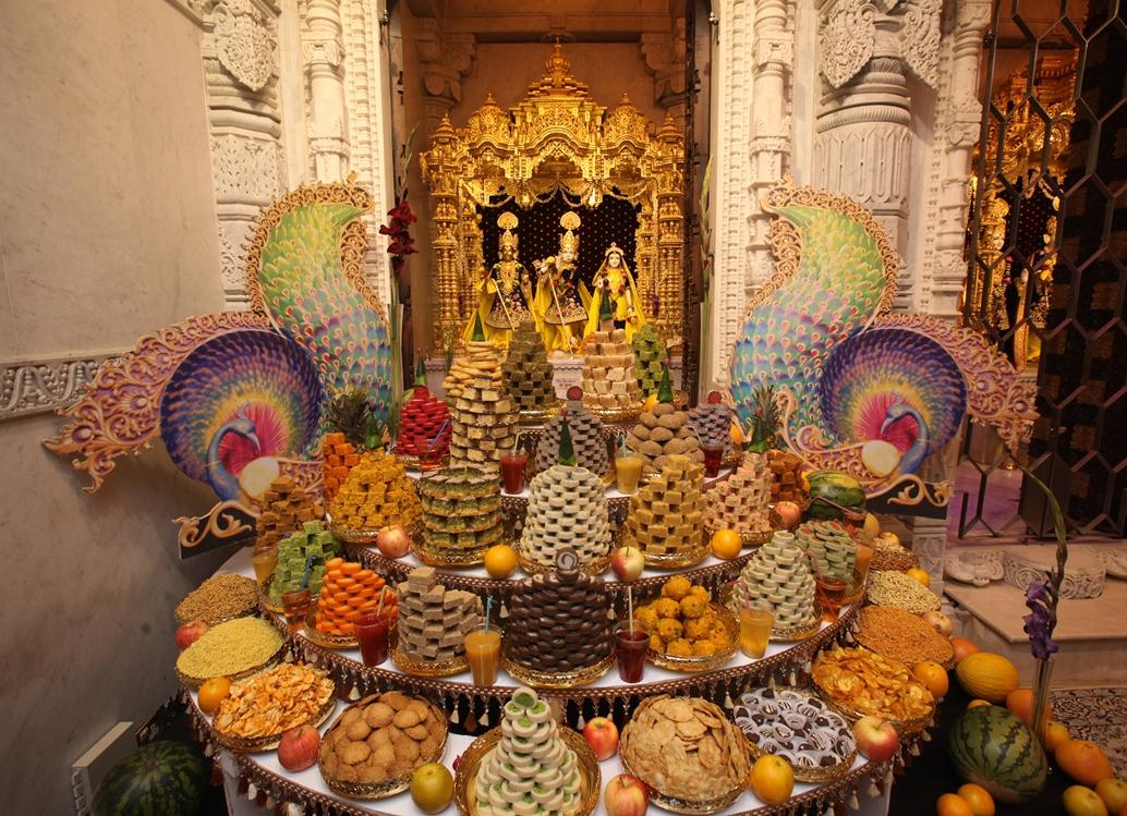 Krishna Janmashtami Celebrations, London, UK
