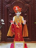 Murti to be consecrated at BAPS Shri Swaminarayan Mandir, Phoenix AZ, USA
