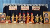 Murtis to be consecrated for New BAPS Shri Swaminarayan Mandirs at Lilotari Bazar (Jambusar), Kothali, Maganad, Nandesari