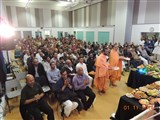 Diwali and Annakut Celebrations, Crawley, UK