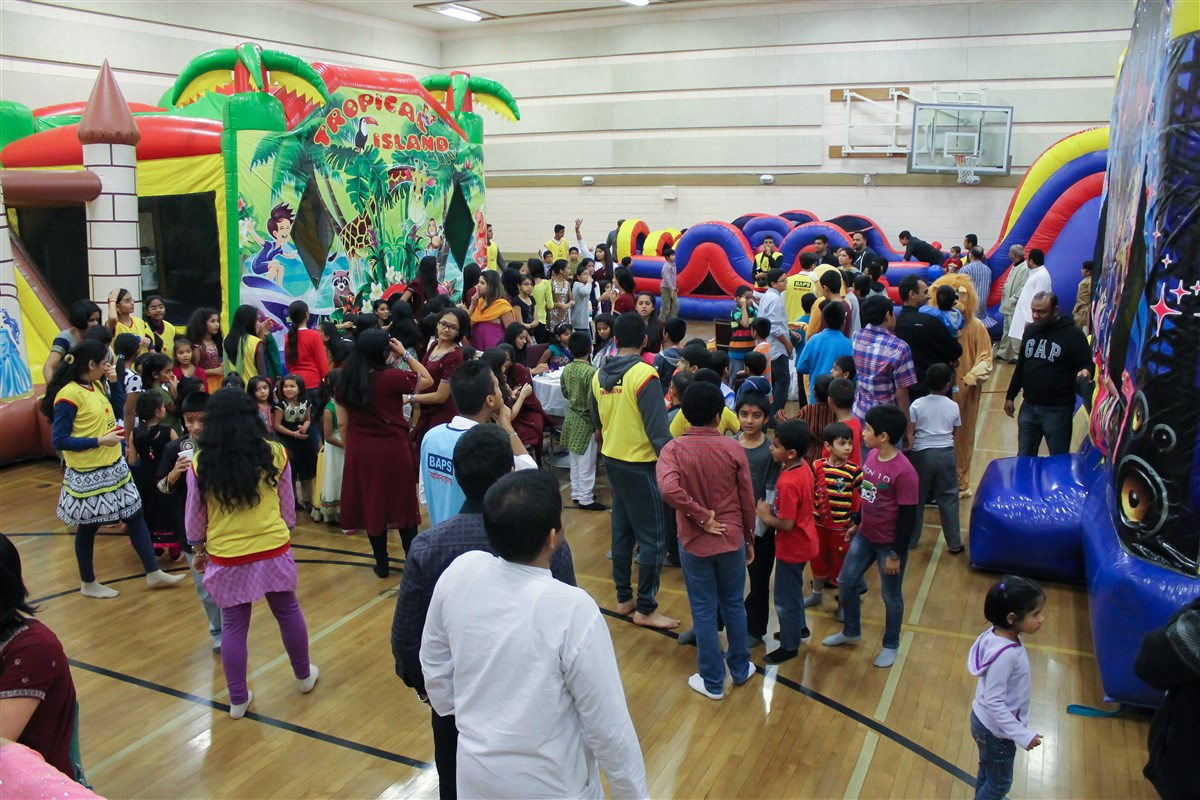 Calgary (AB) Canada  city photo : Kids' Diwali Celebration 2014, Calgary, AB, Canada