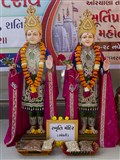 Murtis to be consecrated for Smruti Mandir, Sankari, India