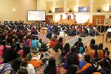 Pramukh Swami Maharaj's 94th Birthday Celebrations, London (Yuvak-Yuvati Mandal), UK