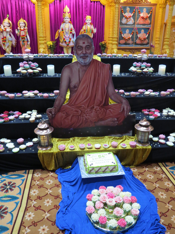 Pramukh Swami Maharaj's 94th Birthday Celebrations, Luton (Mahila Mandal), UK