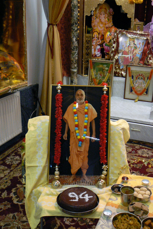Pramukh Swami Maharaj's 94th Birthday Celebrations, Vienna, Austria