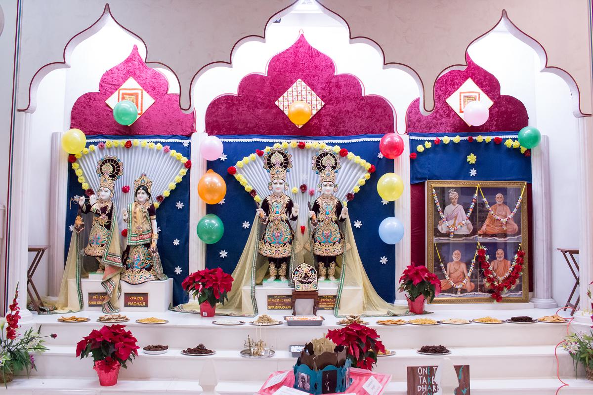 Decorating Ideas > Pramukh Swami Maharajs 94th Birthday Celebration 2014  ~ 221200_Birthday Party Ideas Jackson Ms