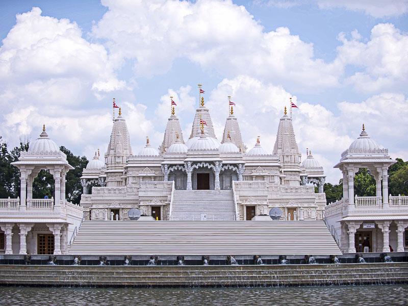 Baps Shri Swaminarayan Mandir Atlanta Media Gallery