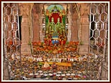 Annakut Celebration Worldwide<br>Bharuch<br>18 October 2009 -