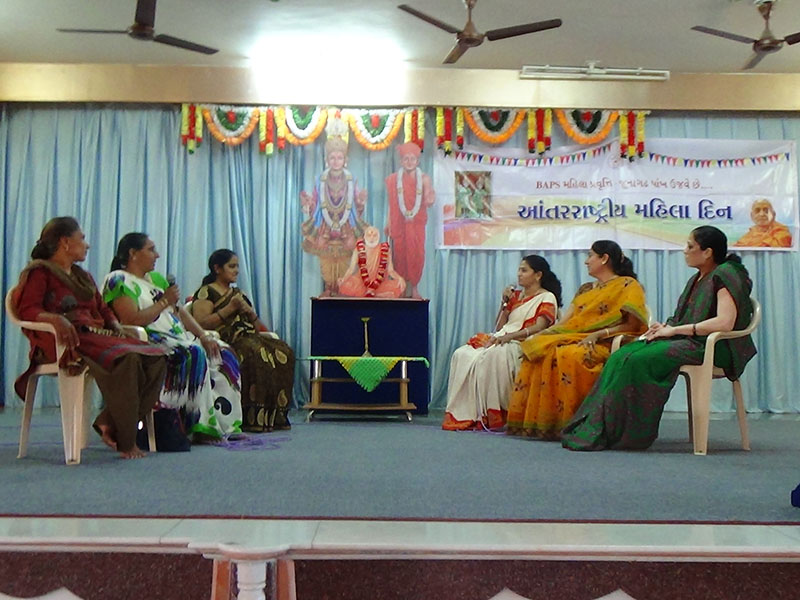 Women's Day Celebration 2015, Junagadh