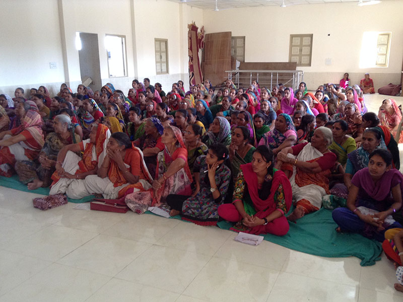 Women's Day Celebration 2015, Vallabhipur