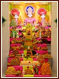 Annakut Celebration Worldwide<br>Himmatnagar<br>18 October 2009 -